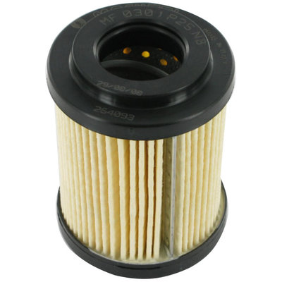 Filterelement papier 25µm type MF030 voor retourfilter MPF030
