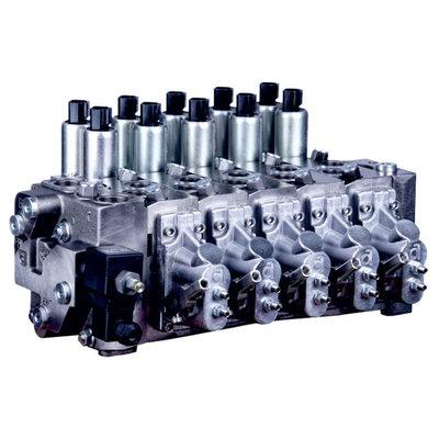 4 sectie proportioneel 4/3 stuurventiel 5-125 L/min