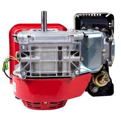 PTM390pro benzinemotor met voor gemonteerde tandwielpomp pompgroep 2
