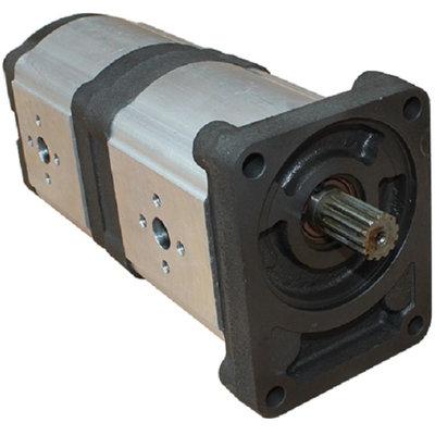 Hydrauliekpomp voor Valmet serie Con Motor Valtra