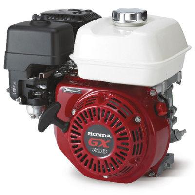 HondaGX200 (QXE5) 6,5 pk Benzinemotor met voorgemonteerde tandwielpomp pompgroep 1