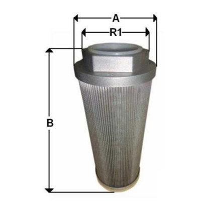 Aanzuigfilter 149 µm 1/2''BSP