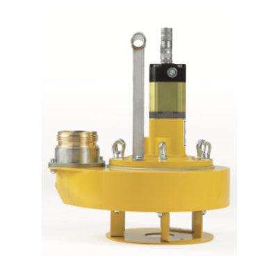 Hydraulische vuilwaterpomp 3000L/min