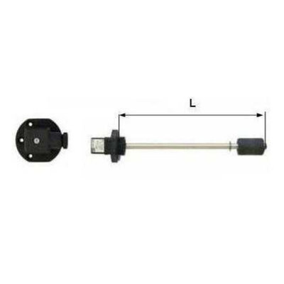 Elektrische niveaumeter, hydrauliektank 1