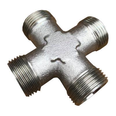 Kruiskoppeling 15L (M22x1,5)
