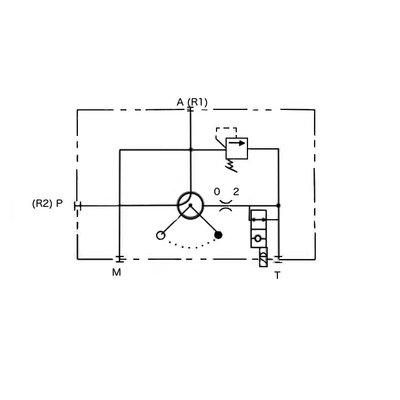 SB2E elektrisch/hand bediend veiligheidsblok