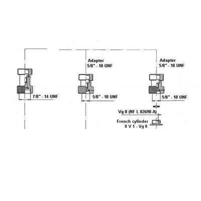 Stikstof vulset accumulator