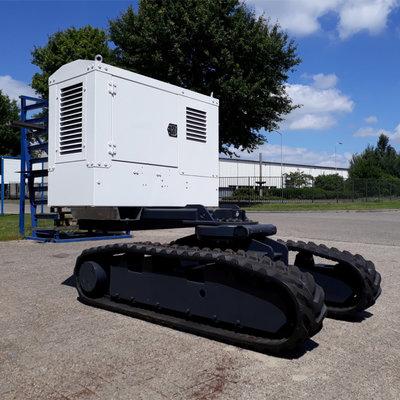Onderwagen en powerpack C60