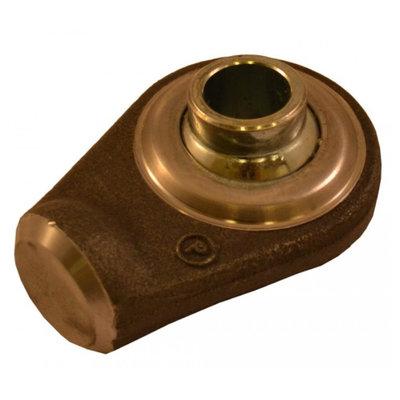 HM1 topstangoog met binnendiameter 30 mm voor cilinder met stang Ø50 mm, breedte 55 mm