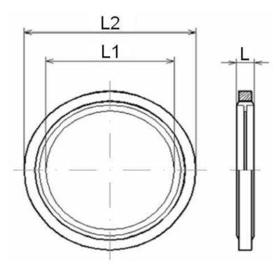 Multiseal M12x1,5