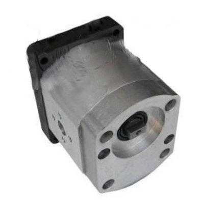 Voorpomp 6,3 cc tandempomp rechts met 1:8 conische as, pasrand 36,4 mm, groep 20+20