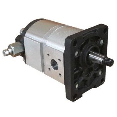 2-traps hydrauliek tandwielpomp 4,5 cc - 7 cc groep 2