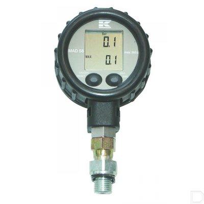 Beschermhoes digitale manometer 58mm