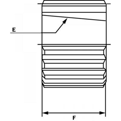 Splinebus 35x31-18;1:8 spie 3,2