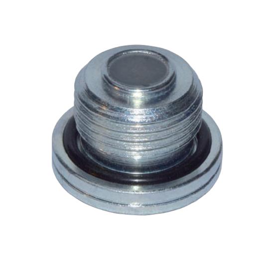 "Afbeelding van Magneet Blindplug 1/4"" BSP binnenzeskant"