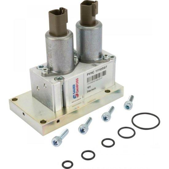 Afbeelding van Danfoss PVG 32 magneetspoel voor proportioneel ventiel 12V