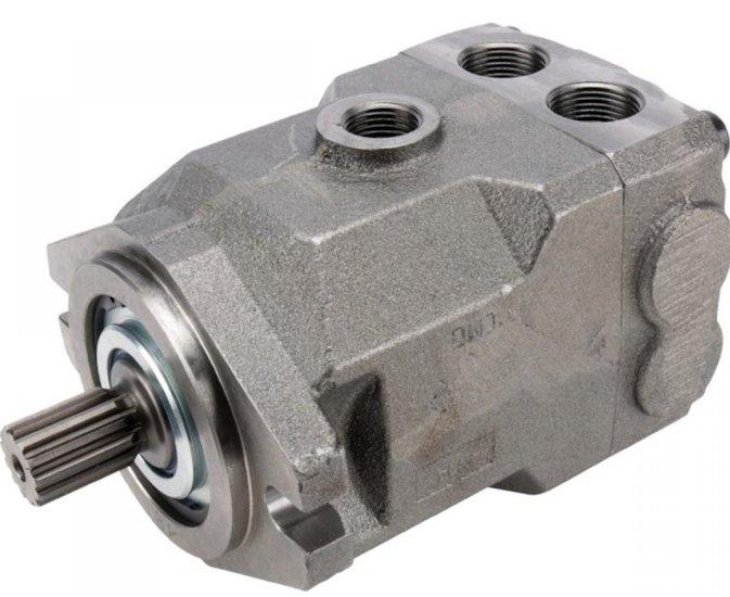 """Afbeelding van Plunjerpomp voor gesloten circuit 3/4"""" BSP 250 bar 21cc"""
