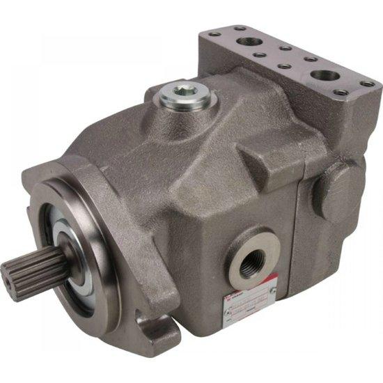 Afbeelding van Plunjerpomp voor gesloten circuit 3/4 SAE 250 bar 64cc