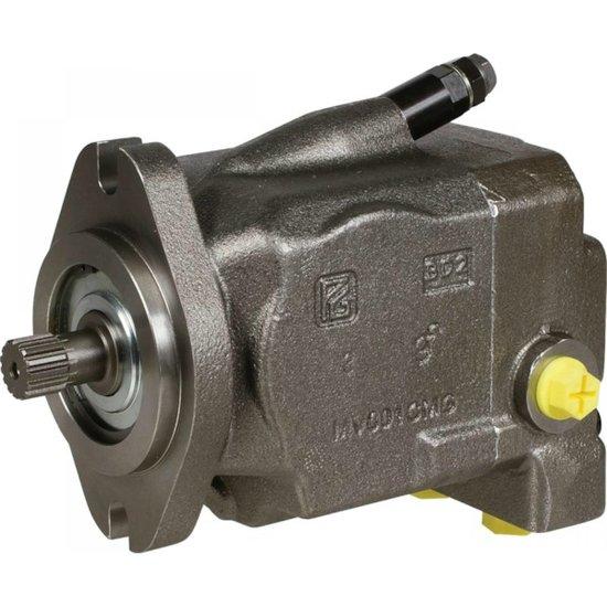 Afbeelding van Plunjerpomp 24V voor gesloten circuit 3/4 BSP 400 bar 50cc