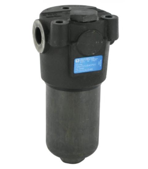 """Afbeelding van Hydrauliek persfilter 1/2"""" BSP, 88 L/min, 25µ glasvezel"""