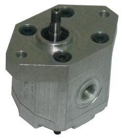 Afbeelding van 0,25 cc Tandwielpomp rechts met 6 mm as groep 00
