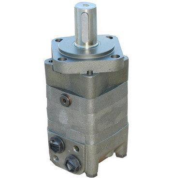 Afbeelding van M+S 200cc hydraulische motor 32 mm as