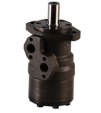 Afbeelding van M+S 100cc hydraulische motor 25 mm as