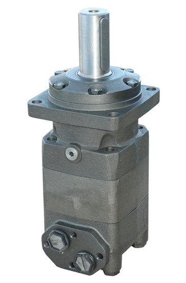 Afbeelding van M+S MT160 160cc hydraulische motor 40 mm as