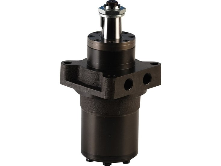 Afbeelding van M+S MRW050 50cc hydraulische motor 1/10 mm as