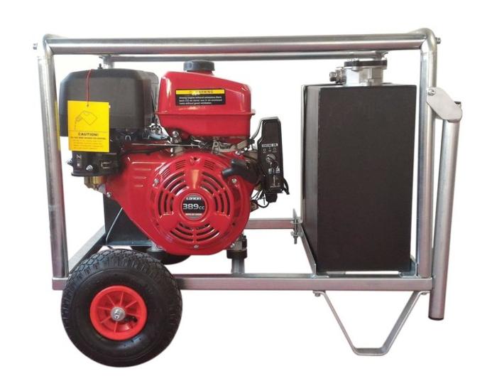 Afbeelding van Hydrauliek powerpack met 13pk motor kruiwagenmodel