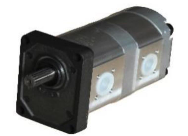 Afbeelding van Hydrauliekpomp voor Kubota serie ME8200 en M6800, 8200 en 9000