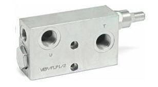 """Afbeelding van Hoge druk lage druk schakelventiel VEP FLP 1/2"""""""