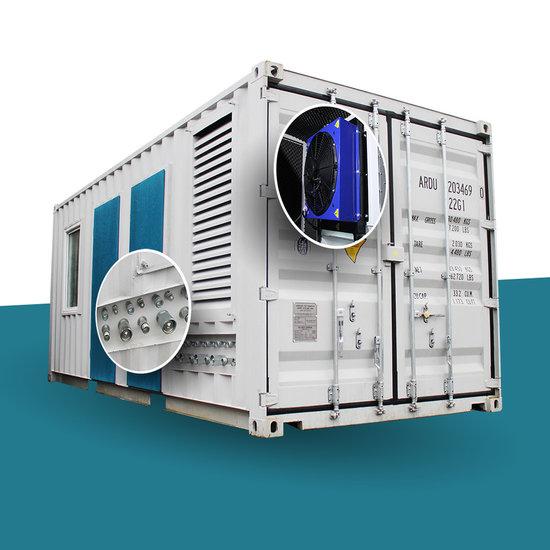 Afbeelding van PTMpro 145pk diesel powerpack