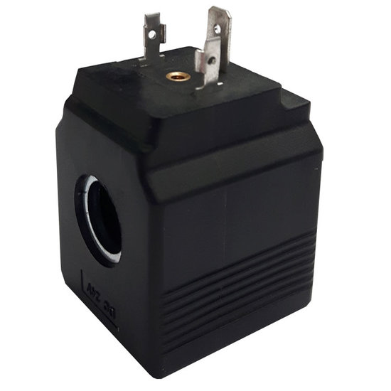 12V magneetspoel; 13,3 mm center