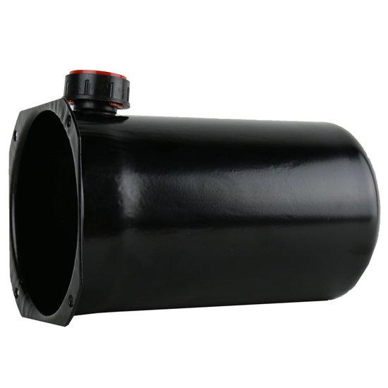 Afbeelding van Mini powerpack tank staal horizontaal 2 liter