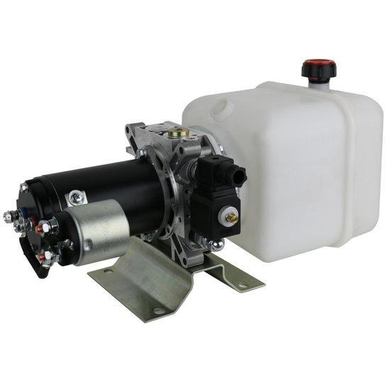Afbeelding van 12V 0,8 kW Standaard mini powerpack met 4 liter tank