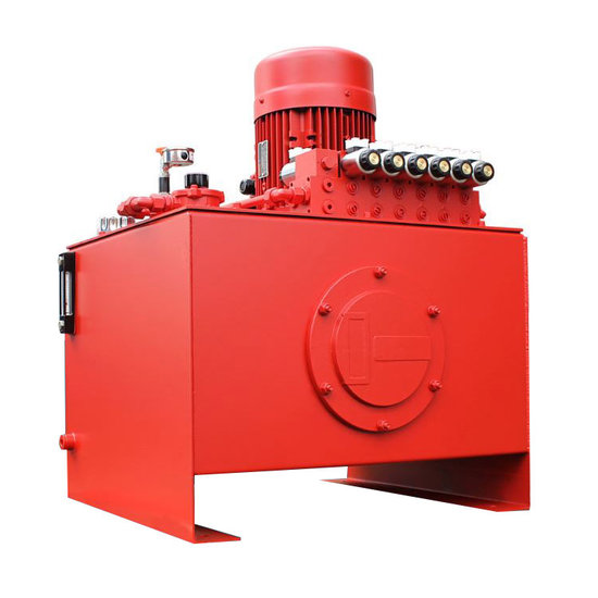 Afbeelding van 400V 11 kW Werkplaats powerpack