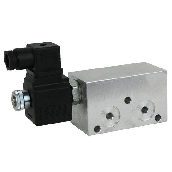Afbeelding van 2/2 hydrauliekklep (A10) DL voor montage op mini powerpack