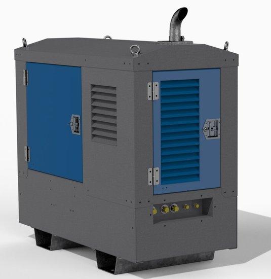 Afbeelding van 125 kW diesel powerpack