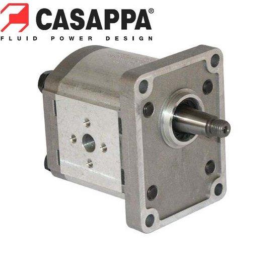 Afbeelding van 21.14 cc Casappa tandwielpomp rechts met 1:8 conische as