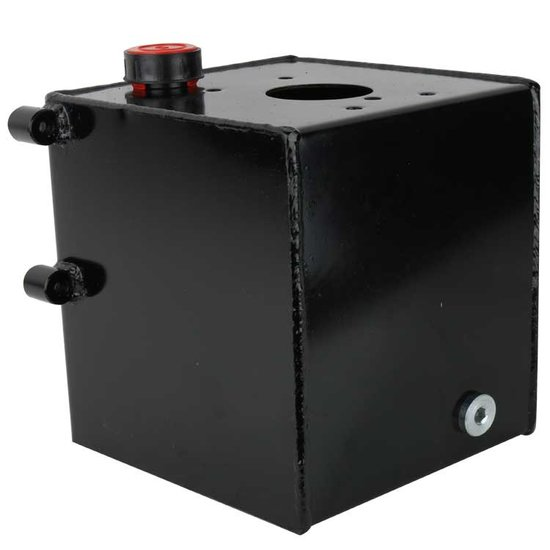 Afbeelding van Olietank staal handpomp 2 liter
