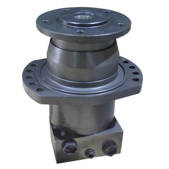 Afbeelding van M+S TMF200 200cc hydraulische motor met wielmontage
