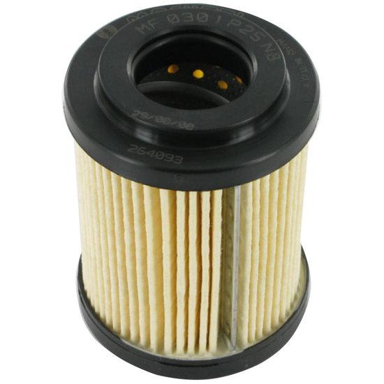 Afbeelding van Filterelement papier 25µm type MF030 voor retourfilter MPF030