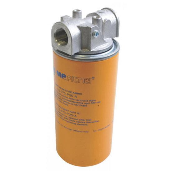 Afbeelding van Hydrauliek retourfilter 3/4'' BSP 25µm, 58 L/min