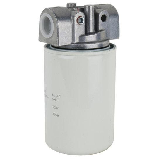 "Afbeelding van Hydrauliek retourfilter 1""1/4' BSP, 10µ, 300 L/min"