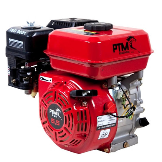 Afbeelding van PTM200pro benzinemotor met voor gemonteerde tandwielpomp pompgroep 1