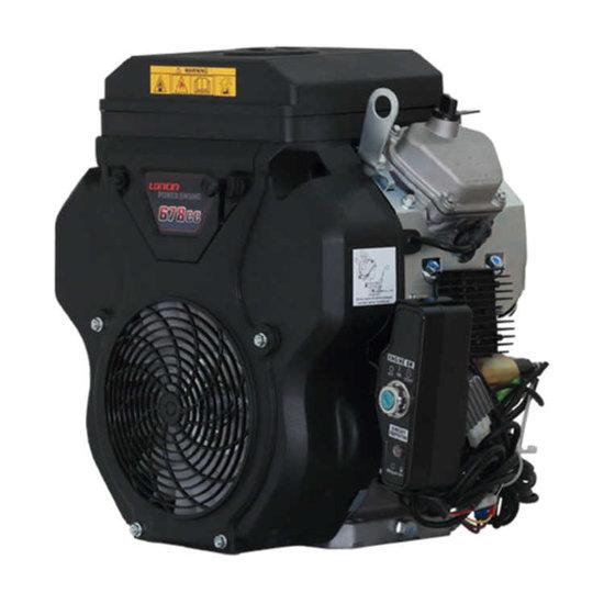 Afbeelding van PTM680pro benzinemotor met voor gemonteerde tandwielpomp pompgroep 2