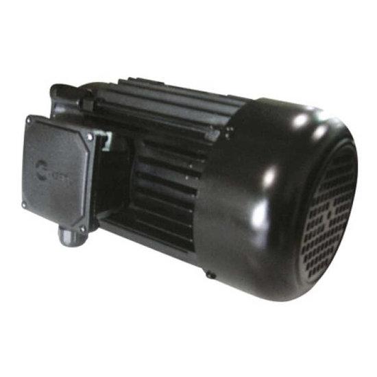 Afbeelding van 230V mini-powerpack motor 0,55 kW