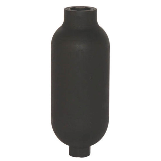 Afbeelding van Saip balgaccumulator type LA1.5 145-270 bar vuldruk st. 35 bar M18x1,5 aansluiting 1,5l