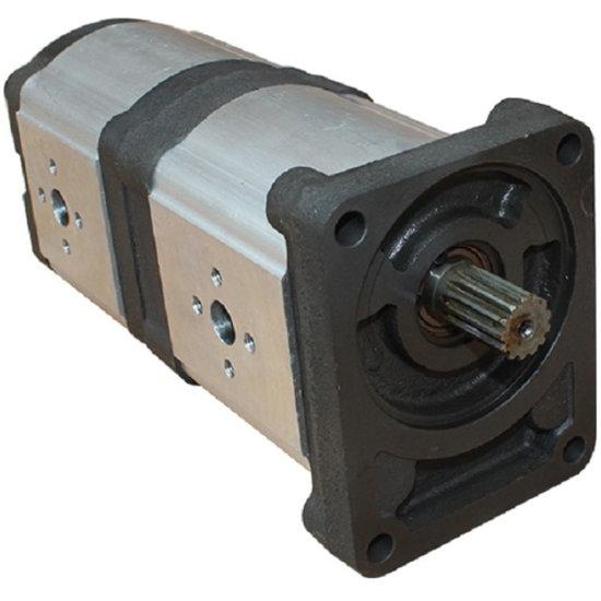 Afbeelding van Hydrauliekpomp voor Valmet serie Con Motor Valtra